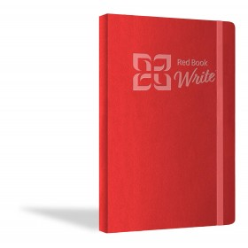 Red Book Write-90 Day-Lines Only-Red Hard Cover