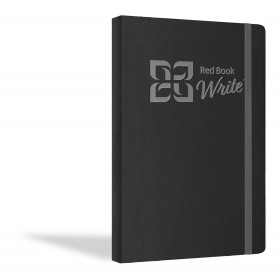 Red Book Write-90 Day-Lines Only Black Soft Cover